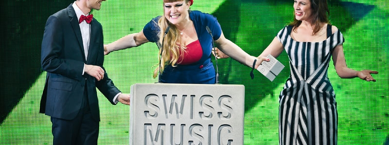 Swiss Music Award 2014